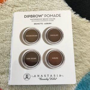 Anastasia Dip Brow Samples